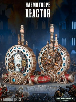 Haemotrope Reactor (MO)