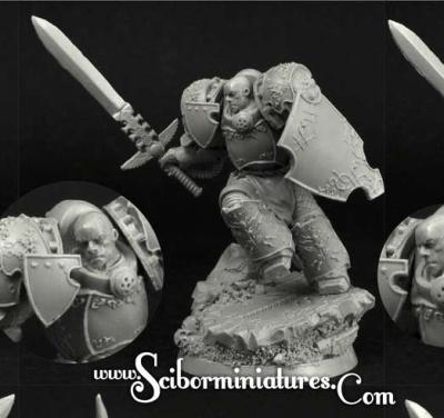 SF Roman Pretorian Centurion #2