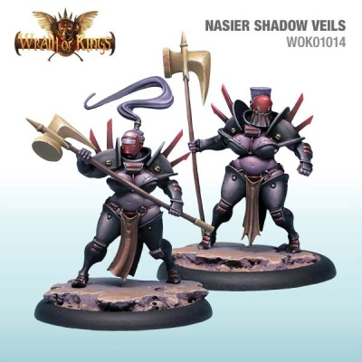 Nasier - Shadow Veils