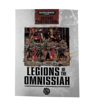 Legions of the Omnissiah: Skitarii Painting Guide (Englisch)