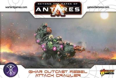 Ghar Outcast Rebel Attack Crawler