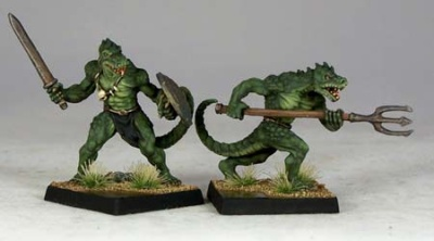 Lizardman Warriors I (2)
