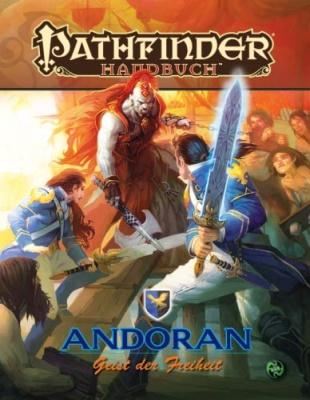 Handbuch: Andoran - Geist der Freiheit