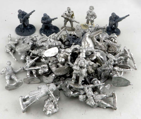 Black Tree Design Soviet 28mm Infantry (44)