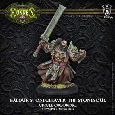 Baldur Stonecleaver, The Stonesoul