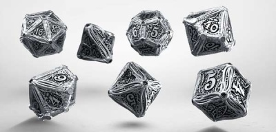 Metal Call of Cthulh Dice Set (7)