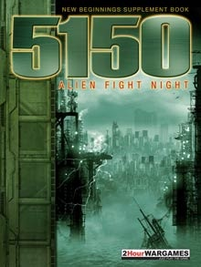 5150 Alien Fight Night