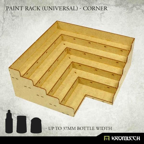 Paint Rack (Universal) - Corner