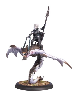 Legion of Everblight Nyss Sorceress & Hellion