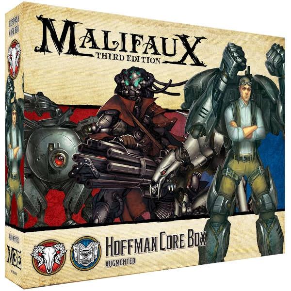 Malifaux (M3E): Hoffman Core Box