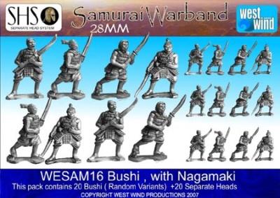 Bushi (20 Figures)
