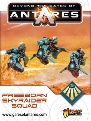 Freeborn Skyraider Squad