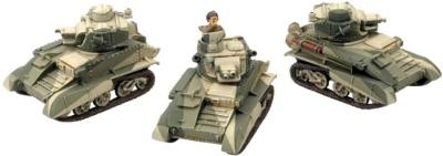 Light Mk VI B/C x3 (Desert)