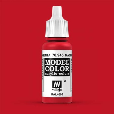 Model Color 042 Verkehrspurpur (Magenta) (945)