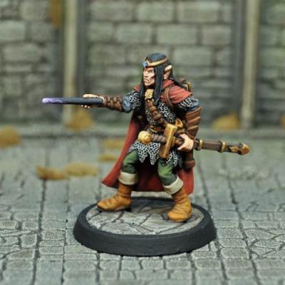 Male Elf Fighter/Magic User