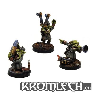 Goblin Artillery Crew (3)