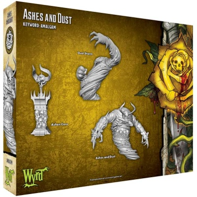 Malifaux (M3E): Ashes and Dust