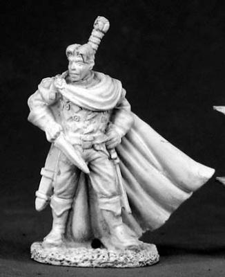 Rictur Diehn, Assassin