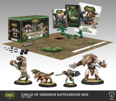 Circle Battlegroup Starter Box (plastic)
