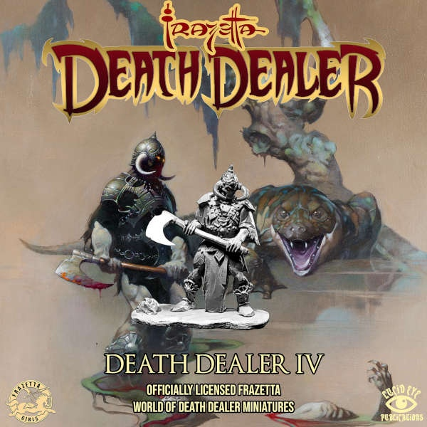 Death Dealer: Death Dealer IV