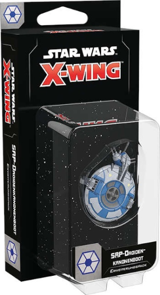 SW: X-Wing 2.Ed. SRP-Droidenkanonenboot