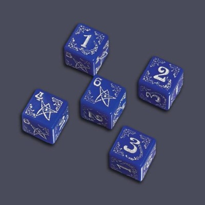 Call Of Cthulhu - Arkham Horror: Blessed Dice Set