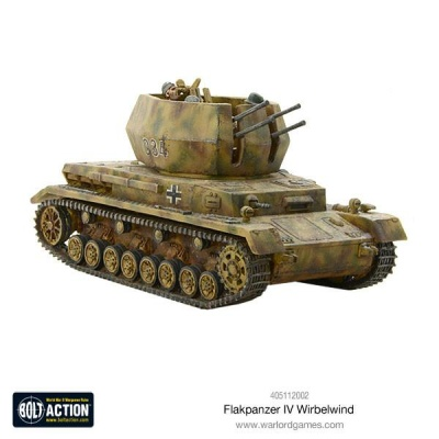 Flakpanzer IV Wirbelwind (resin)