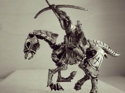 Berittener Skelettbogenschütze I