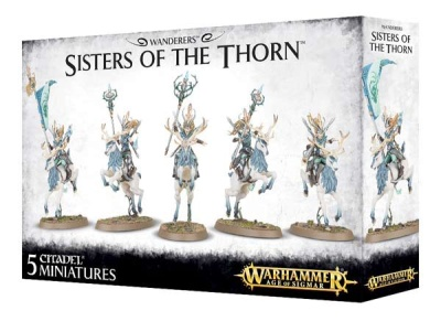 Waldelfen Sisters of the Thorn/Wild Riders