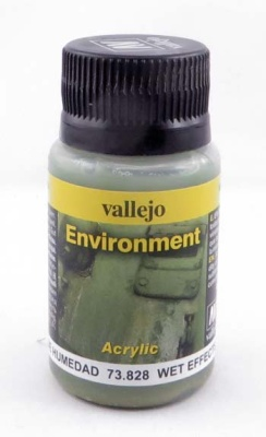Vallejo Weathering Effects Environment Wet Effects 40 ml