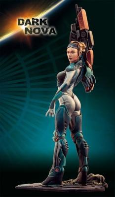 Mila Kusanagi, Firereach Commando