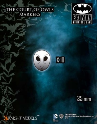 The Court Of Owls Markers (10)