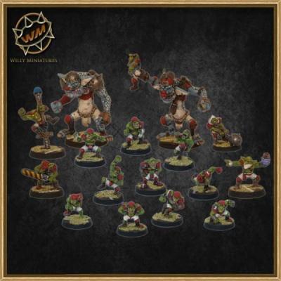Goblin Team (16)