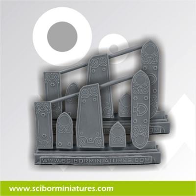 Gothic Plates (10)