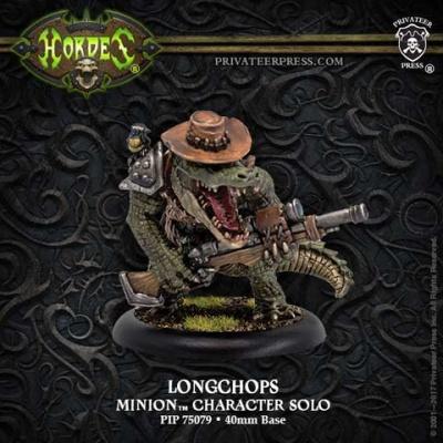 Minion Longchops Character Solo