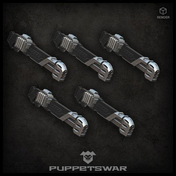Plasma Rifle Extensions (5)