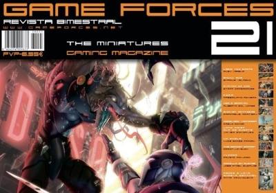 Gameforces #21 (englisch/spanisch)