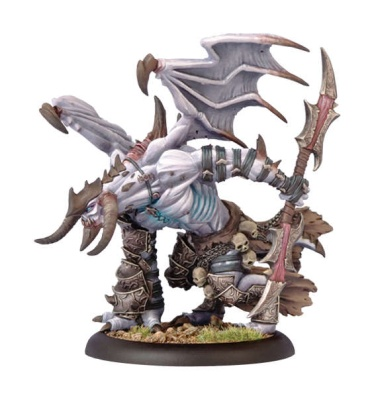 Legion of Everblight Epic Warlock Thagrosh the Messiah