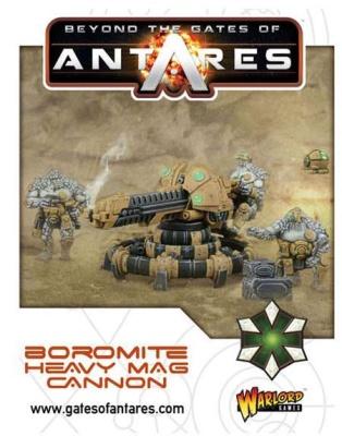 Boromite Heavy Mag Cannon