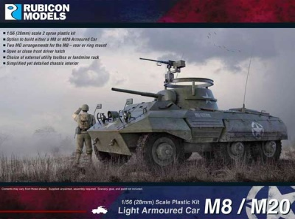 M8 / M20 Armoured Car