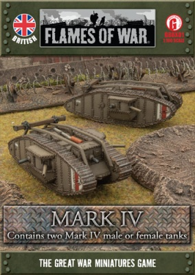 Mark IV Tanks (2)