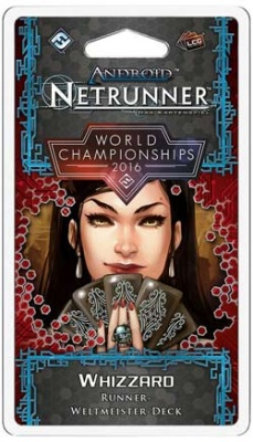 Android Netrunner: Whizzard Runner-Weltmeister-Deck 2016