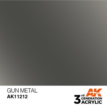 Gun Metal 17ml