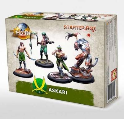 Starter Box Askari V2 (ASK)