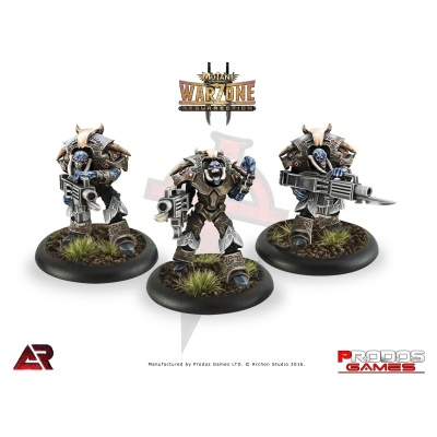 Praetorian Stalkers-Ranged (3)