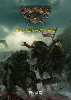 Darklands: First Edition Hardback Rule Book