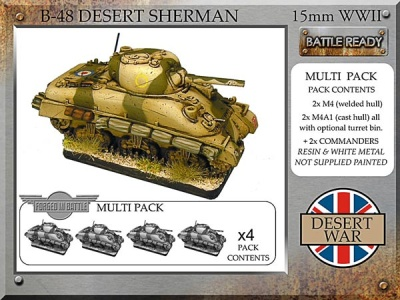 British desert Sherman (4)