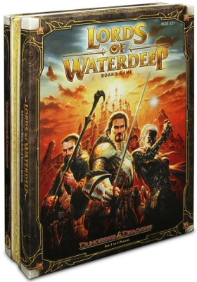 Lords of Waterdeep - EN