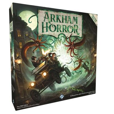 Arkham Horror 3.Ed. - Grundspiel DE