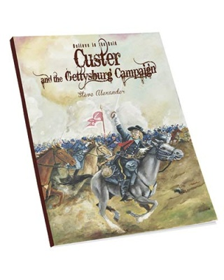 Custer and the Gettysburg Campaign (English)
